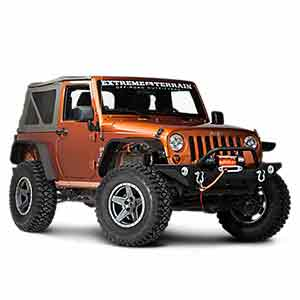 North Shore Off-Road | Truck & Jeep Parts | 1-800-416-7656