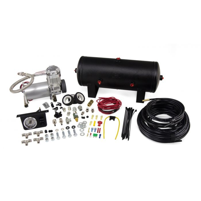 Air Lift On Board Suspension Air Compressor Kit (ALC25690) Air Compressor Wiring Harness on