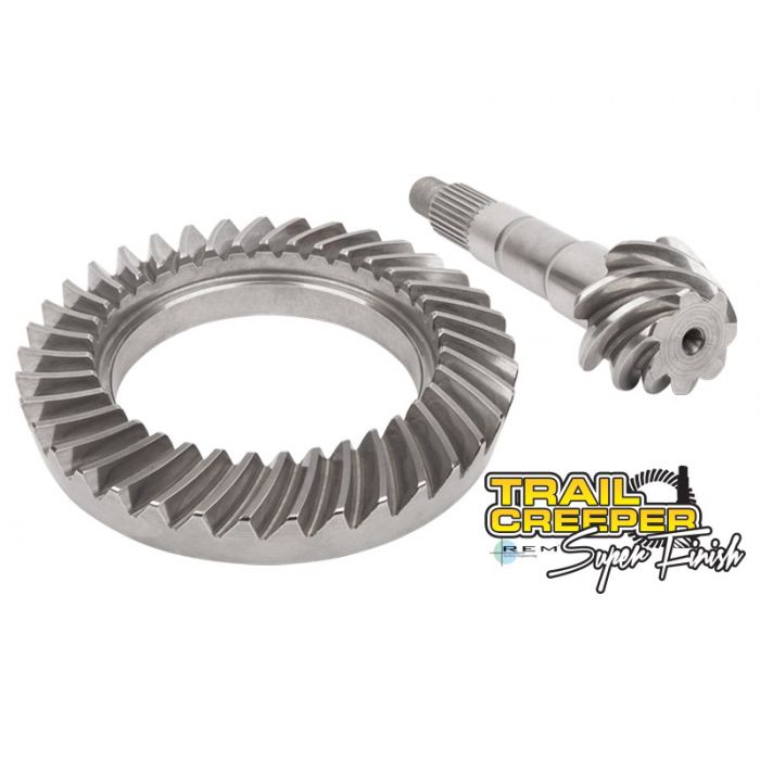 Ring And Pinion >> Trail Gear Trail Creeper Super Finish Ring And Pinion 5 29 V6