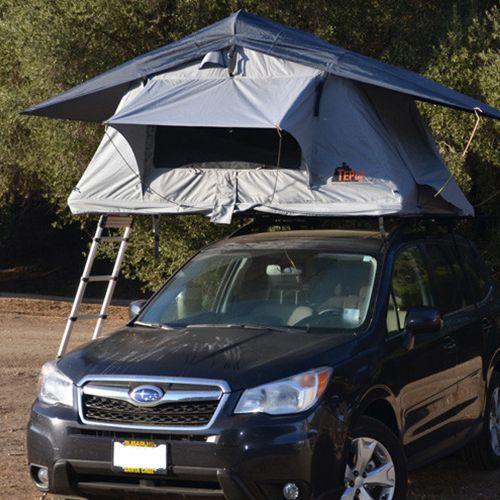 Tepui Tent Kukenam Standard SKY - HAZE GREY & Tepui Tents Kukenam Standard Sky - Haze Grey 01KSK041601: Tepui ...