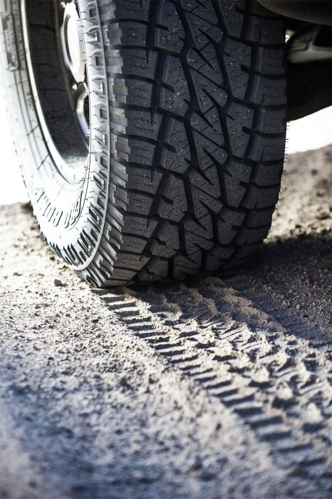 All Terrain Tires >> Pro Comp Sport All Terrain Tire Tire 43712520 Procomp Tires All